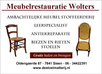 Stoelenmatter Wolters stoelenmatten